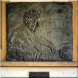 TQ1649 : Monument to Ralph Vaughan Williams, St Martin's Church by David Dixon