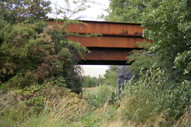 Bridge on the Clifden-Galway Railway