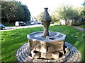 NT2672 : Drinking fountain in Holyrood Park by David Smith