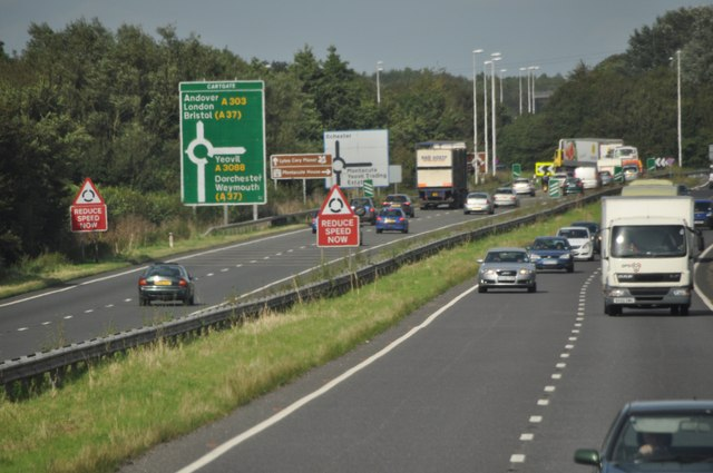 South Somerset : The A303