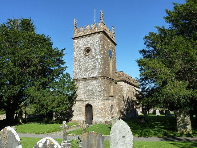 Dreamy days in Dorset 99: Melbury Osmond