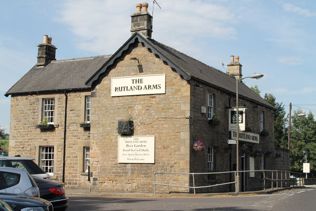 The Rutland Arms, Baslow