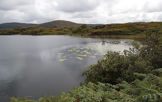 Lough Achush - Toome and Madavagh Townlands