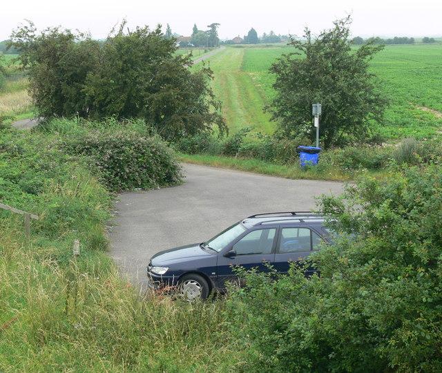 Cut End Road car park
