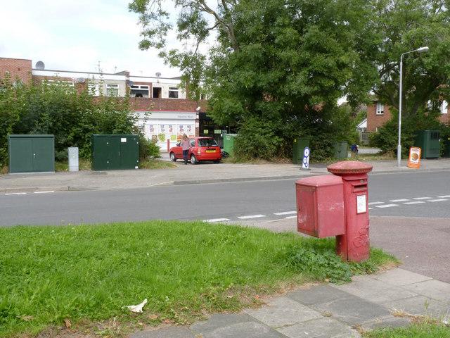 Hawton Road postbox (ref. NG24 183)
