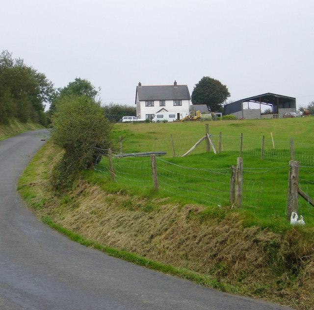 Farm near Tryal Manor