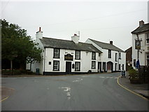 NY0603 : The Wheatsheaf Inn, Gosforth by Ian S