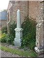 NY2247 : The War Memorial at Waverton by Ian S