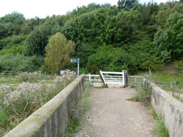 Fiddler's Elbow Bridge - 2