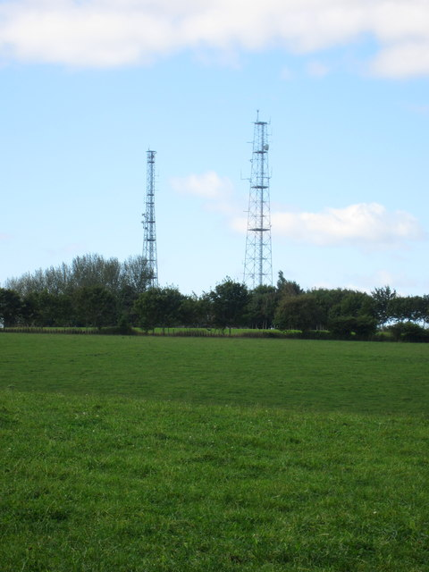 Communication masts