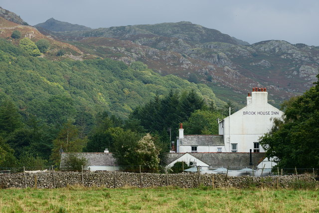 Brook House Inn, Boot, Cumbria