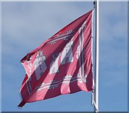 NJ9304 : The Red Flag by Colin Smith