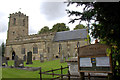 SK3706 : St Peter's Church, Shackerstone, Leicestershire by Christine Matthews