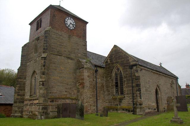 Church Of St James Sutton Cheney 169 Christine Matthews