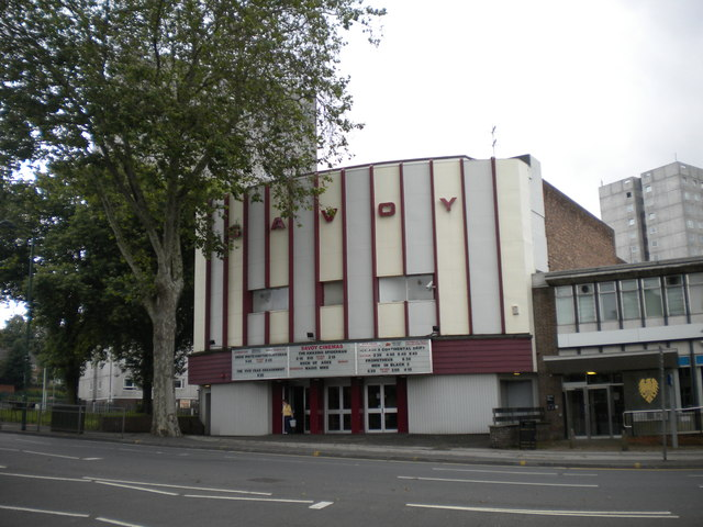 Savoy Cinema, Lenton
