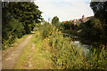 SK5838 : Grantham Canal by Richard Croft