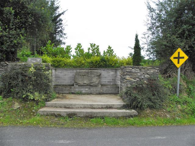 Lisglassan Mass garden