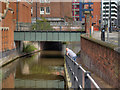 SJ8497 : Rochdale Canal, Manchester by David Dixon