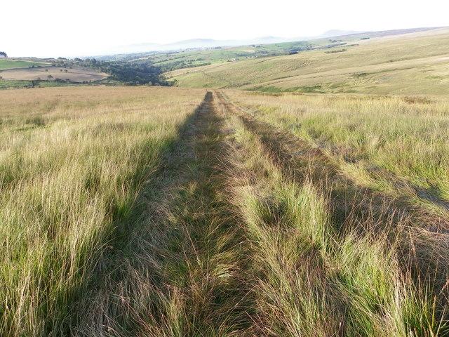 Roman Road on Tatham Fells - Bowland