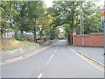 SK4003 : Back Lane - Station Road by Betty Longbottom