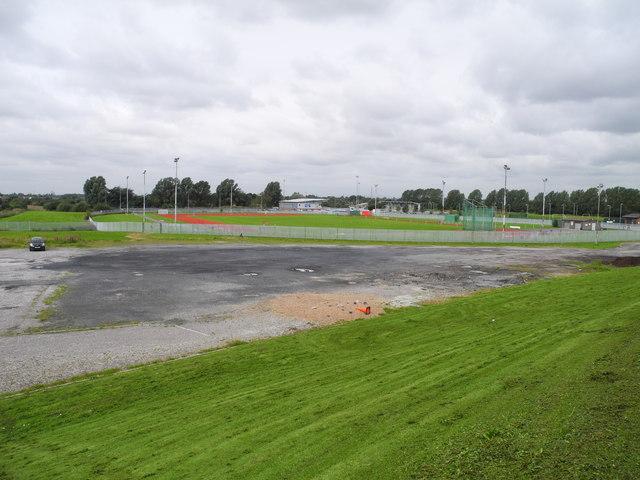 Richmond Park Athletic Stadium