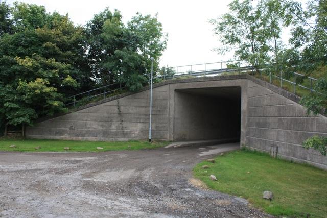 Eldon Street Underpass, Ossett Bypass