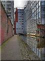 SJ8497 : Rochdale Canal, Manchester by David Dixon