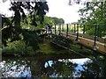 NU1714 : Poohsticks on Duchess's Bridge by Russel Wills