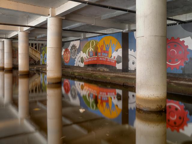 Underground Mural, Rochdale Canal