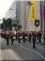 SJ8398 : Loyal Order of Orangemen Parade, Manchester by David Dixon