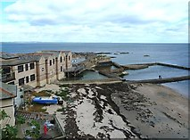 NO5017 : The Old Sea Swimming Pool at St Andrews by Mary and Angus Hogg