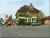 TG2834 : The Crown Inn, Front Street, Trunch by Dave Fergusson