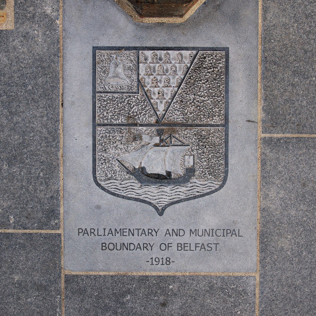 Boundary Post, Belfast