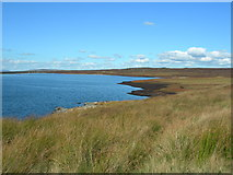 SD9620 : Warland Reservoir by John Topping