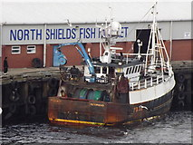 NZ3668 : North Shields Fish Market by Colin Smith