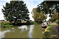 SP8829 : Grand Union Canal Walk by the canal by Philip Jeffrey