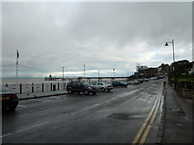 ST4071 : Looking from The Beach towards the pier by Basher Eyre