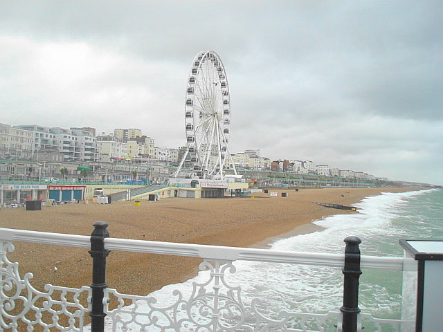 Big wheel Brighton