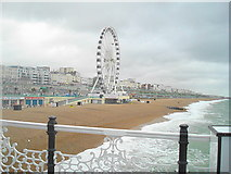 TQ3103 : Big wheel Brighton by cynthia hudson