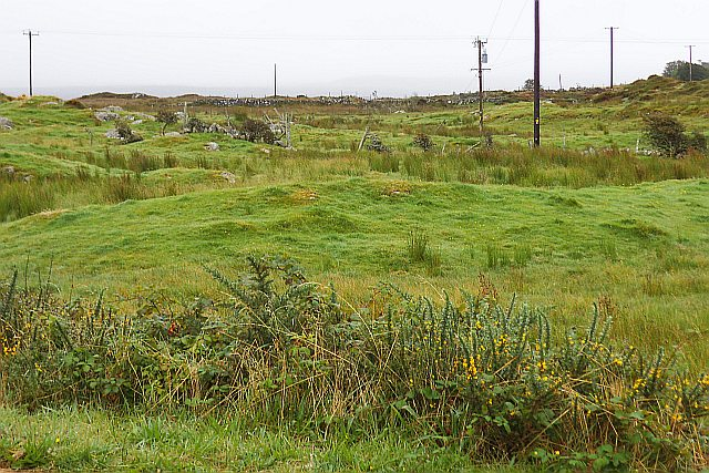 Rough grazing - Callancruck Townland