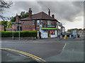 SJ8494 : Corner Shop by David Dixon