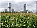 SK7653 : Staythorpe Power Station  by Alan Murray-Rust