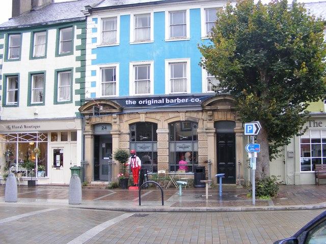 Bespoke Barber Shop