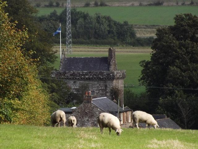 Bonshaw Tower