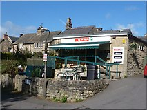 SK2572 : The village shop by Graham Hogg