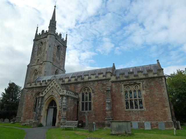 St Andrew's Church, Chew Stoke: September 2012