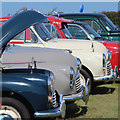 TQ5012 : Morris Minors, Laughton Show by Oast House Archive