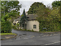 SJ8681 : Cottage at the End of Cross Lane by David Dixon