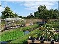 TQ2668 : Morden Hall Garden Centre by Robin Drayton