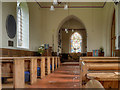 SO9367 : The Nave, St Michael's Church, Upton Warren by David Dixon